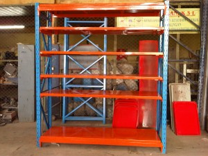 Medium Duty rack dan Longspan rack